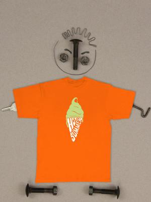 Hotsummer-M-orange-vert